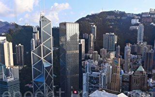 美聯:香港首八個月甲廈租金近持平