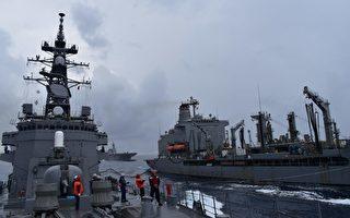 美日南海联合军演 加强战力确保印太安全