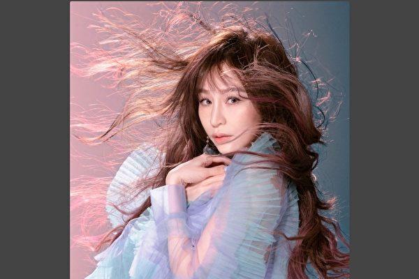 王心凌公布演唱會海報 明年初唱進小巨蛋