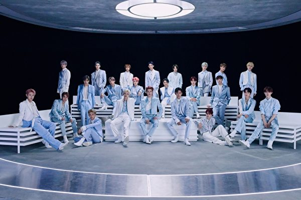 NCT正规二辑发行七天热销121万张 获周榜冠军