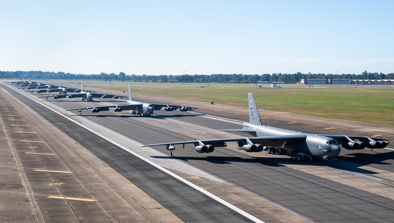 給伊朗的信息:美在中東部署B-52轟炸機
