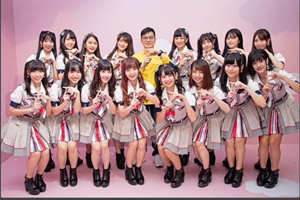 台女团AKB48 Team TP成军2周年 开唱验收成绩