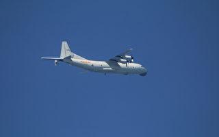 中共军机再侵台防空识别区 台防长视导空军
