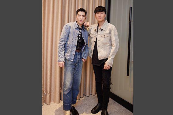 林俊杰线上新歌发表 邀老萧开箱新专辑