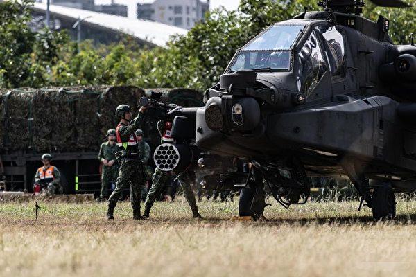 共機9月以來28度擾台 國軍戰備週演練熱掛彈