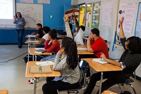 专访纽曼:学校教假历史 煽动孩子仇美