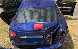 悉尼警方追逐失竊豪車 一男子刺傷警官被捕