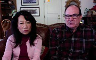 夏乐柏夫妇反对16号提案 促亚裔投NO加大差距