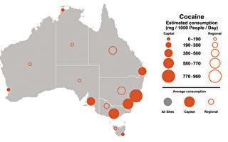悉尼可卡因用量在疫情下降后反弹