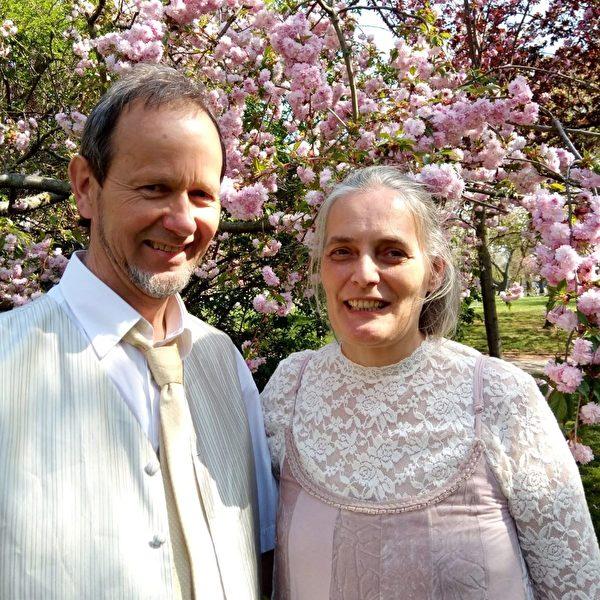 沃爾特(Walter)和英格麗(Ingrid)。(明慧網)