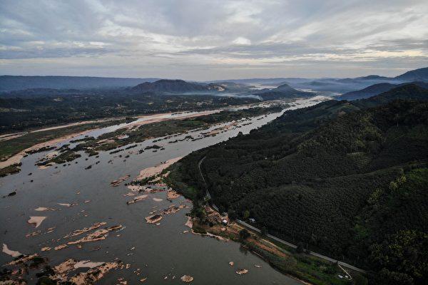 湄公河the Mekong River
