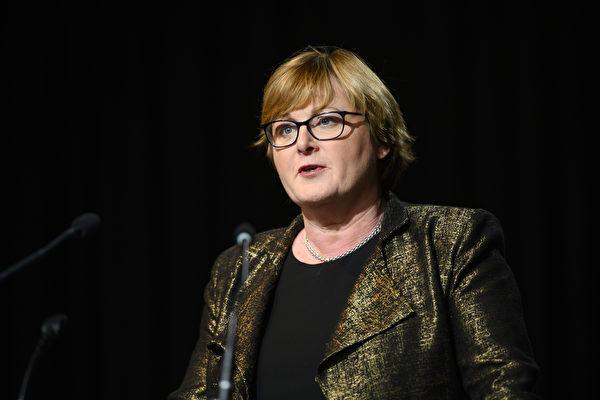 澳洲国防部长雷诺兹(Linda Reynolds)