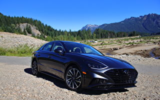 车评:科技新玩意 2020 Hyundai Sonata Limited