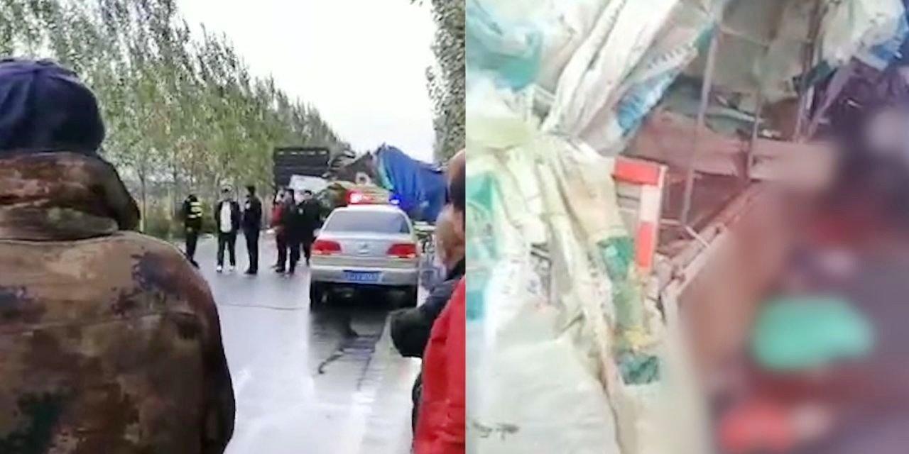 大陸6天內連發事故致40死 包括武漢官員
