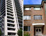 澳洲大公寓房比小公寓房贵多少?