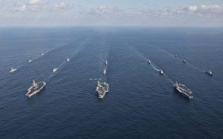 沈舟:世界各国现役航空母舰盘点