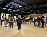 大选倒计时 加州6成选民还未投票