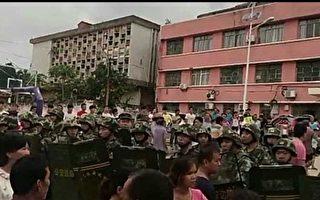 【獨家】1年抗議逾百起 湛江防民如防川