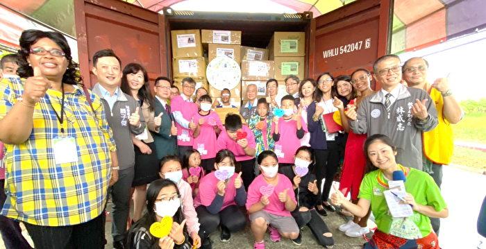 二手玩具復活節 募逾五萬件物資及四萬片口罩