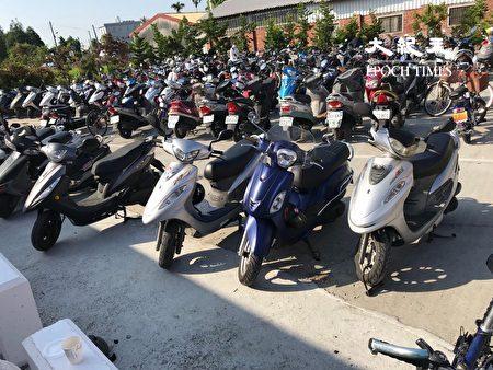运勤机械公司提供免费停车场。