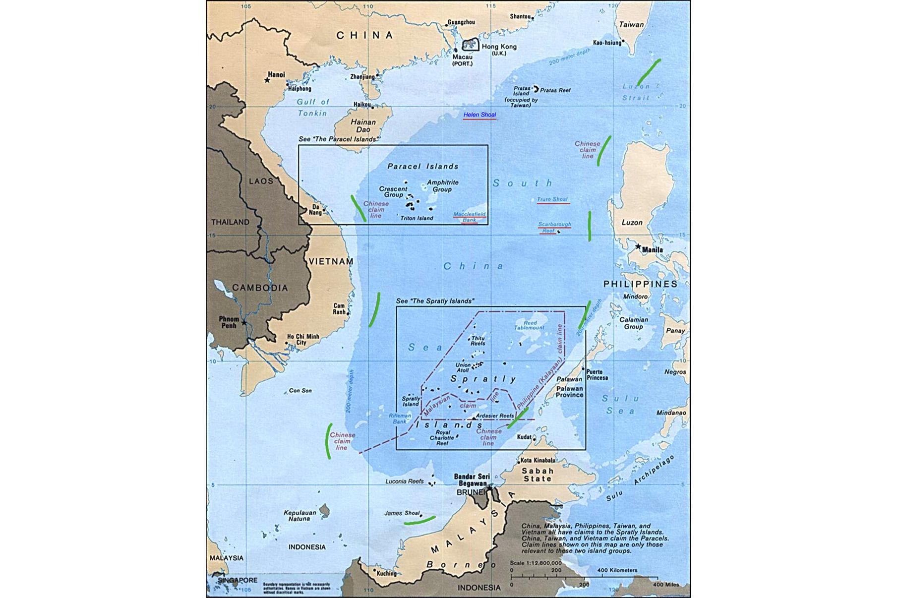 台灣東沙運補事件 藏中共政治精算