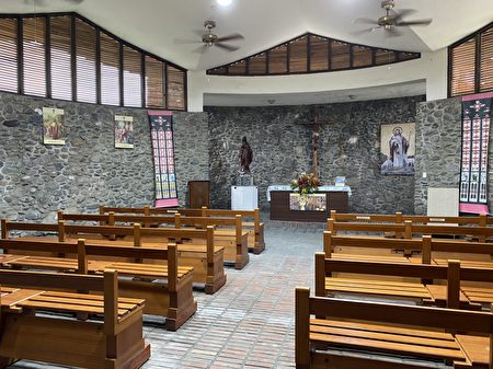 玉环教堂。