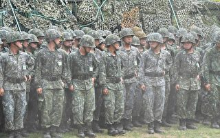 中共威脅 國軍新編5灘岸守備旅3年內完成