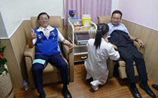 心肺血管照护中心揭牌 提升南投在地医疗