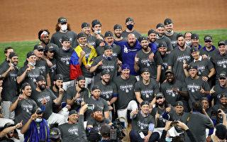 睽违32年 道奇夺MLB世界大赛冠军