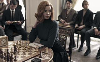 《后翼棄兵》影評:天才女棋手的精采傳奇!
