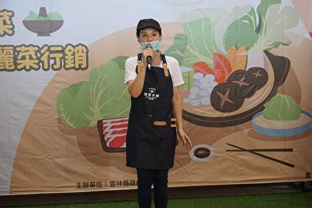 阿官火鍋店代表表示 ,台灣人一年四季都愛吃火鍋,而火鍋中的青菜,高麗菜是霸主,雲林出產的高麗菜品質優,鮮甜又好吃