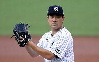 MLB田中将大可望与洋基续约