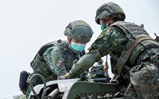 若下动员令 台防长:第一时间作战主力45万人