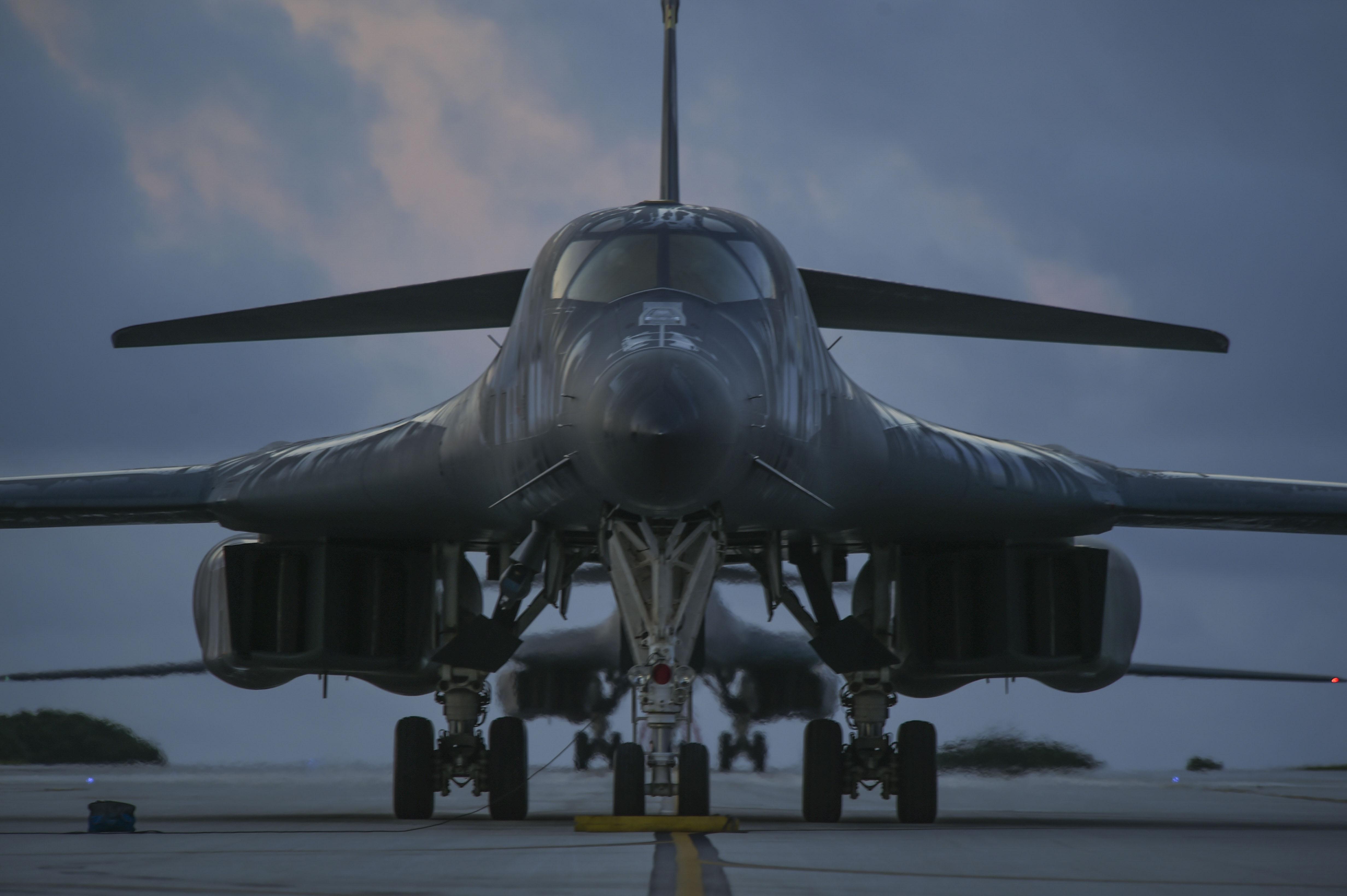 組圖:美軍一周來全面備戰 回應中共挑釁
