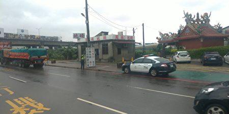 双十连续假期国道匝道管制,平镇警分局提醒用路人多加注意。
