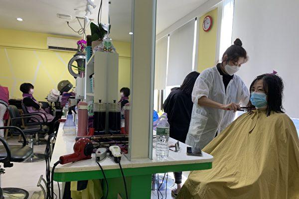36年法拉盛賓漢理髮店  換址重開