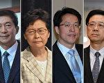 美公布首个香港自治法报告 制裁林郑等高官