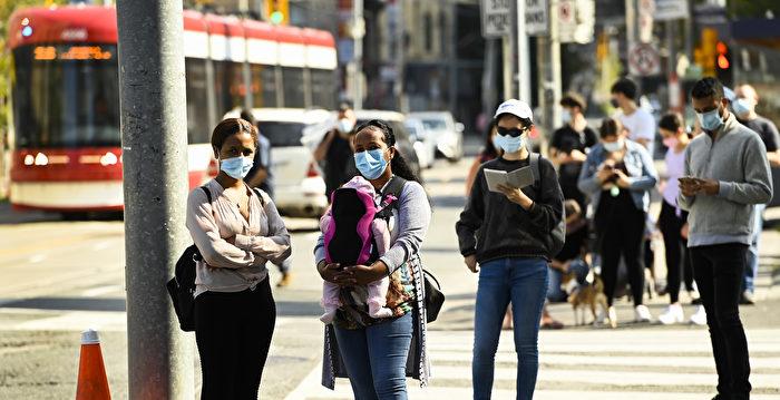 10月22日 安省新增841例 感染率下降