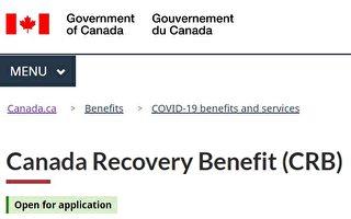 加拿大恢復福利開放首日 超24萬人申請