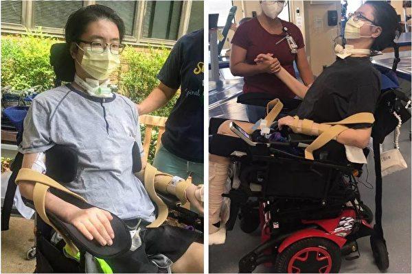 台裔护理师纽约抗疫染病 亚城治疗亟需援手