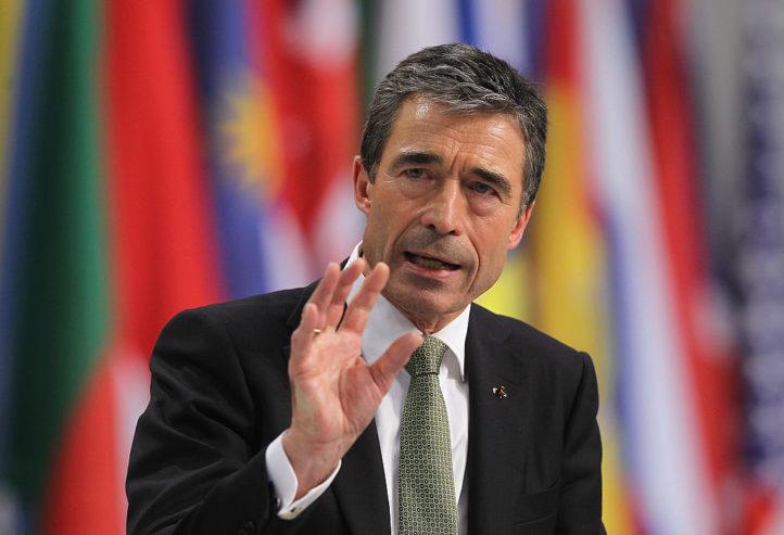 前北約秘書長:歐盟需重視台灣 對抗中共霸凌