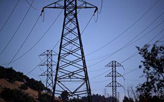 气象局周三发布红旗警告 加州5万用户可能断电