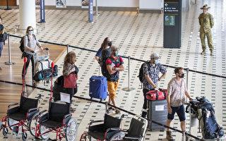 印度返澳旅客将在北领地霍华德泉隔离检疫