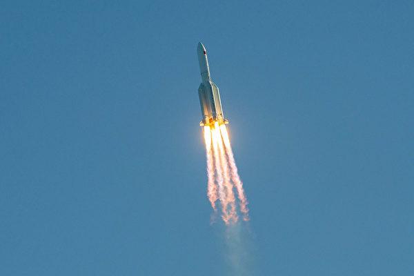 长征火箭或砸中飞机 北美空防司令部紧盯落点