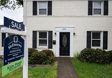 华府地区房地产市场逆势上扬