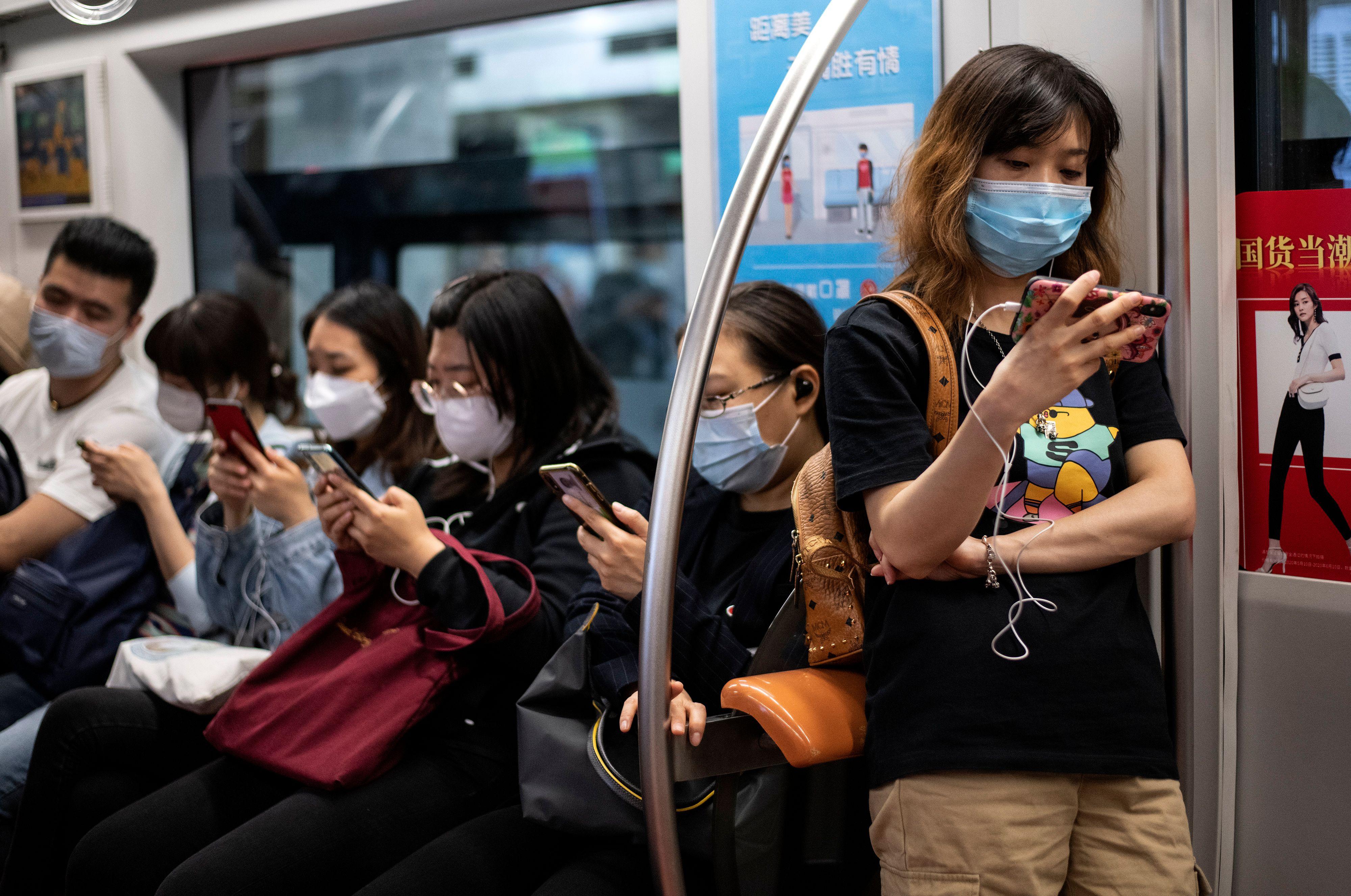 肺炎疫情下中共加重網絡監控 全球自由度排名墊底