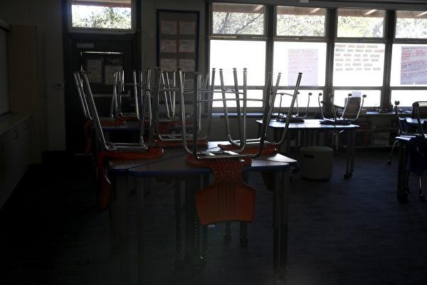 阿拉米達縣最早11月9日 初高中恢復課堂教學