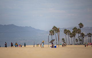 南加周一高温又起 居民仍需警惕野火