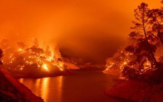川普总统批准加州野火救济申请