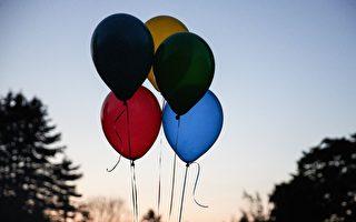 馬州蒙郡立法禁止放飛氣球